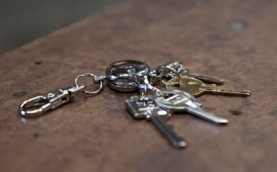 0308-803 Key-Bak #8803 Key Spider Anahtarlık Halkası - Thumbnail