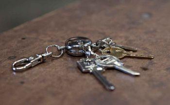 0308-803 Key-Bak #8803 Key Spider Anahtarlık Halkası