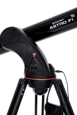 Celestron 22201 AstroFi 90mm WiFi Teleskop - Thumbnail