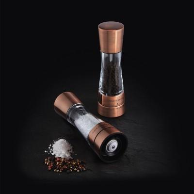 Cole & Mason H59418G Derwent Copper 190mm Tuz - Biber Değirmen Seti - Thumbnail
