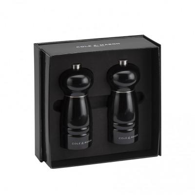 Cole & Mason H477581 Windsor Black 120mm Tuz&Biber Değirmeni Seti - Thumbnail