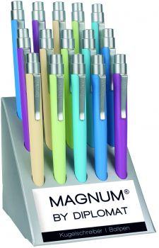 Diplomat D20000217 Magnum Art Deco Tükenmez Kalem 15'li Stand