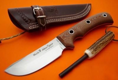 Muela ABORIGEN-12C Bıçak - Thumbnail