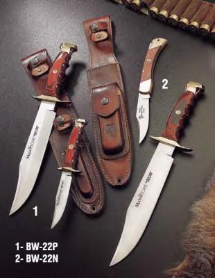 Muela BW-22N Canguros Serisi Bıçak ve Çakı Seti - Thumbnail