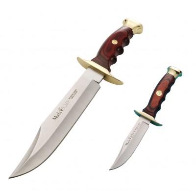Muela BW-22P Canguros Serisi Bıçak Seti - Thumbnail