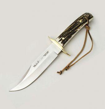 Muela BW-CLASIC-16A Bowie Classic Geyik Boynuzu Saplı Bıçak