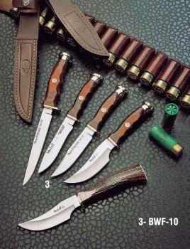 Muela BWF-10 Mercan Ağacı Saplı Bıçak