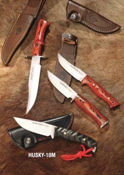 Muela HUSKY-10M Husky Serisi Micarta Saplı Bıçak