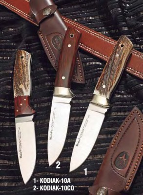 Muela KODIAK-10A Kodiak Serisi Bıçak - Thumbnail