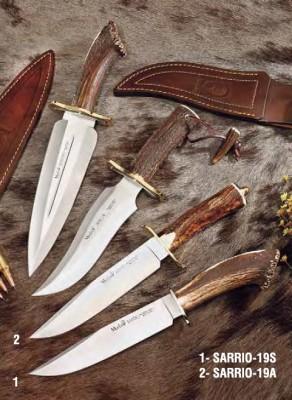 Muela SARRIO-19S Sarrio Serisi Bıçak - Thumbnail