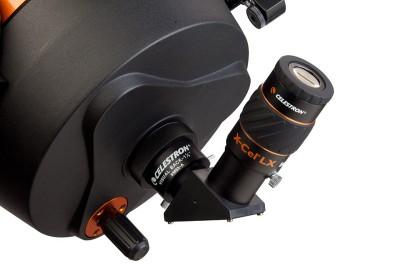 Celestron 93425 X-Cel LX 1.25 in - 18mm Mercek - Thumbnail