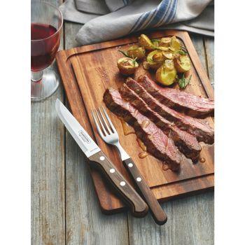 Tramontina Churrasco 21413/695 Jumbo Biftek-Steak Bıçağı (6lı Blister)