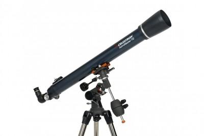 Celestron 21062 AstroMaster 70EQ Teleskop - Thumbnail