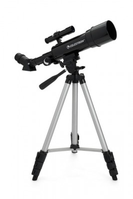 Celestron 21038 Travel Scope 50 Portable Teleskop - Thumbnail