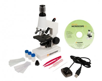 Celestron 44320 Dijital Mikroskop Seti - Thumbnail
