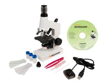 Celestron 44320 Dijital Mikroskop Seti