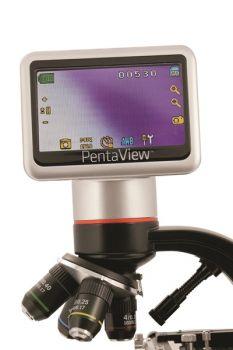 Celestron 44348 Penta View LCD Dijital Mikroskop