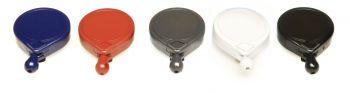 0066-007 Mini-Bak Card Clamp Beyaz Anahtarlık