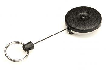 0485-823 #485B-HDK Original Key-Bak 48' Siyah Vinil Anahtarlık (Blisterli)