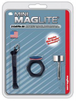 Maglite AM2A016R Mini Maglite AA Renkli Lens Seti