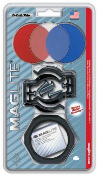 Maglite ASXX376R D Tipi Lens ve Montaj Ayağı Seti
