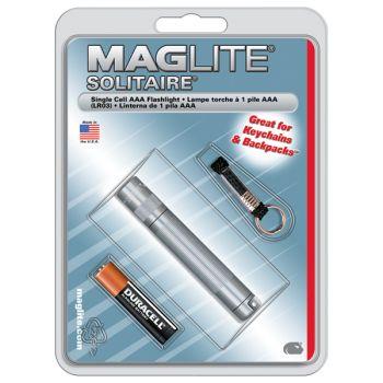 Maglite K3A096R Solitaire AAA Fener (Blisterli)