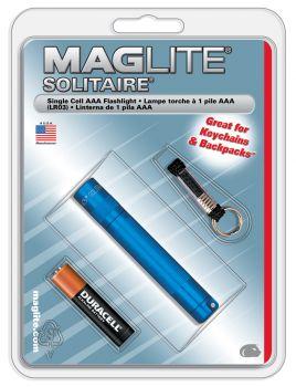 Maglite K3A116R Solitaire AAA Fener (Blisterli)