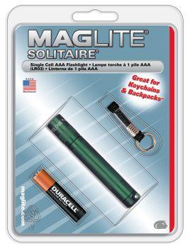 Maglite K3A396R Solitaire Fener (Blisterli)