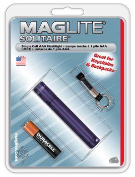 Maglite K3A986R Solitaire Fener (Blisterli)
