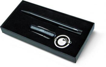 Richartz Struktura RC9293010221 Kalem, Çakı ve Anahtarlık Seti