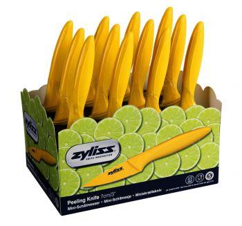 Zyliss E920023 7cm Soyma Bıçağı (Stand 12 Adet)