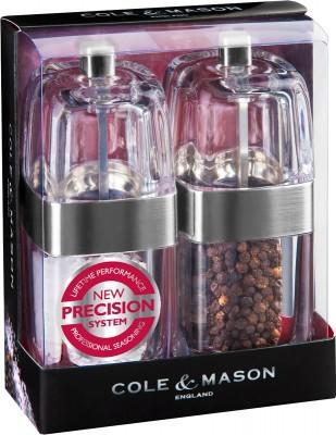 Cole & Mason H57478P Seville 140mm Tuz&Biber Değirmen Seti - Thumbnail