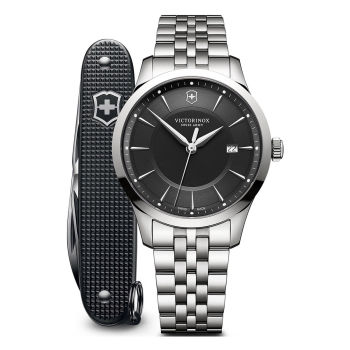 Victorinox Swiss Army 241801.1 Alliance Saat ve Pioneer Çakı Seti