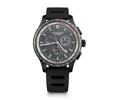 VICTORINOX SWISS ARMY - Victorinox Swiss Army 241818 Alliance Sport Chrono Saat