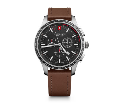 VICTORINOX SWISS ARMY - Victorinox Swiss Army 241826 Alliance Sport Chrono Saat