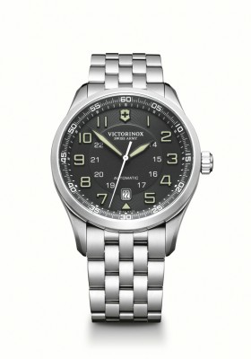 VICTORINOX SWISS ARMY - Victorinox Swiss Army 241508 AirBoss Mechanical Saat