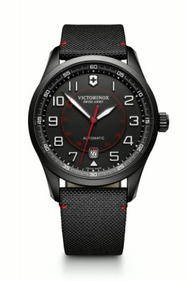 VICTORINOX SWISS ARMY - Victorinox Swiss Army 241720 Airboss Mechanical Saat