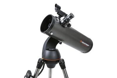 Celestron 23091 NexStar 114SLT Newtonian Bilgisayar Donanımlı Teleskop - Thumbnail
