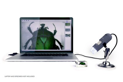 Celestron 44302-C Deluxe Dijital El Mikroskobu - Thumbnail