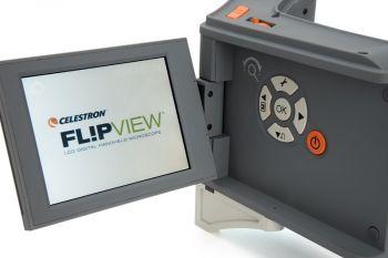 MİKROSKOP FLIPVIEW 5MP LCD HH