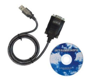 Celestron 18775 Kablo RS-232'den USB'ye Dönüştürücü