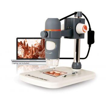 Celestron 44308 Dijital Pro Mini El Mikroskobu